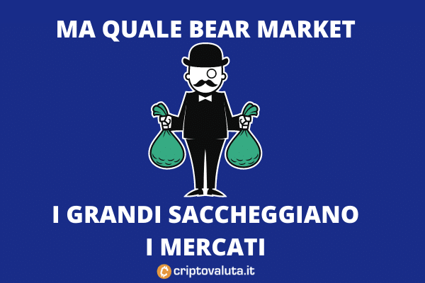 Bear market - analisi di Criptovaluta.it