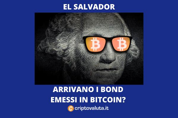 Bitcoin Bond per El Salvador? L'analisi di Criptovaluta.it