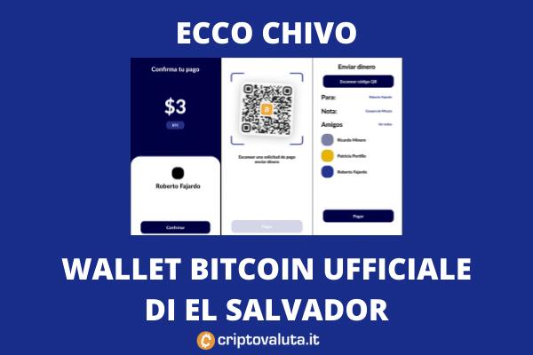 El Salvador - arriva Chivo - l'approfondimento di Criptovaluta.it