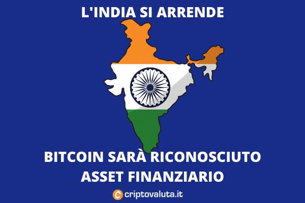 bitcoin può essere acquistato in india