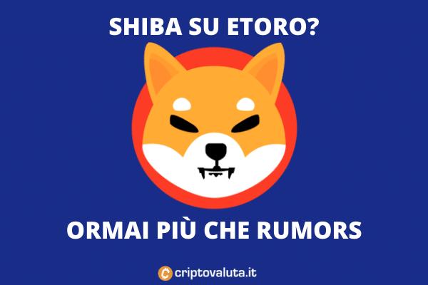 Shiba etoro meme - di Criptovaluta.it