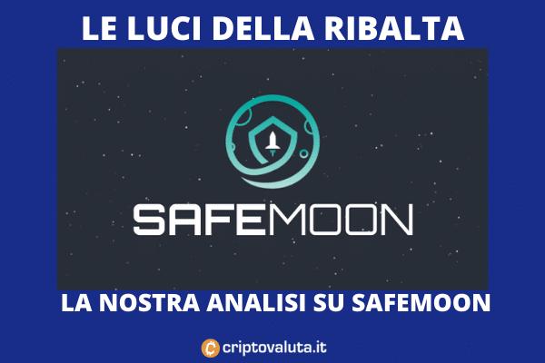 Safemoon - analisi di Criptovaluta.it