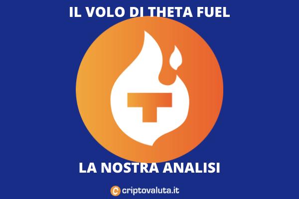 TFUEL - l'analisi di Criptovaluta.it sulla crescita del token