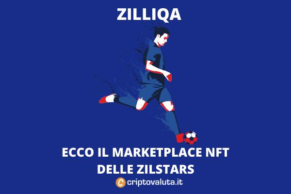 Zilliqa Zilstars - l'analisi di Criptovaluta.it