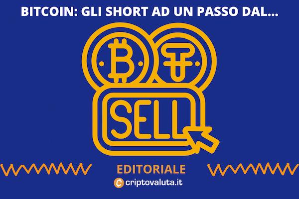 Bitcoin, analisi di mercato editoriale di Criptovaluta.it