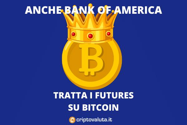 che è scambiato i futures bitcoin