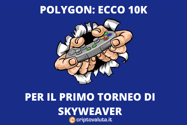 Polygon sponsorizza SkyWeaver - la nostra analisi