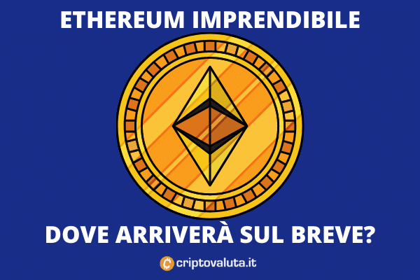 Boom di Ethereum a mercato - dove può arrivare? Di Criptovaluta.it