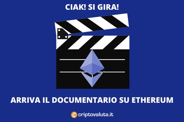 Crowdfunding documentario ethereum - di Criptovaluta.it
