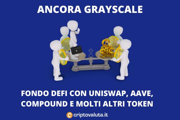 Grayscale DeFi Fund - tutti i dettagli