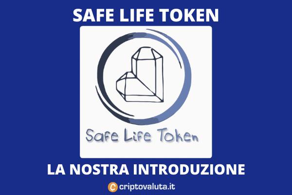Safe Life Token - introduzione di Criptovaluta.it
