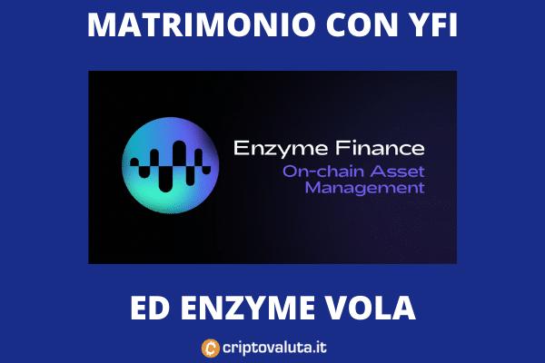 Enzyme fondi management - la nostra analisi