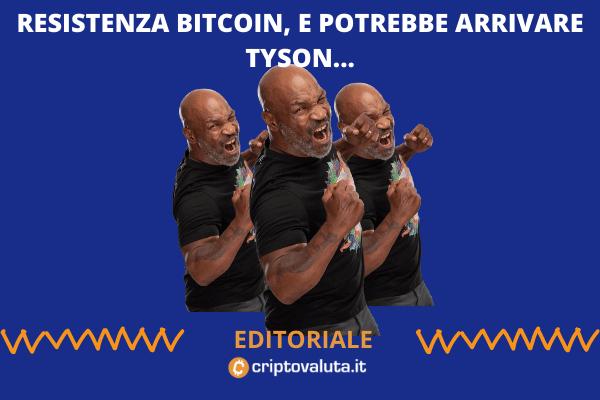 quando sarà bitcoin risalire