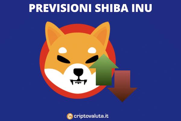 La guida di Criptovaluta.it alle previsioni Shiba Token - con target price e infografiche complete