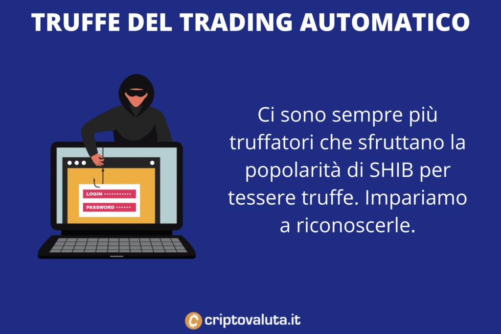 Truffe Shiba Token Trading - di Criptovaluta.it