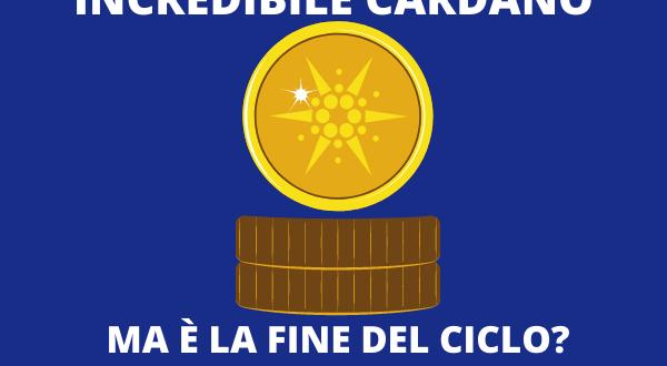 Cardano (ADA) : cos'è la criptovaluta, progetto e Previsioni