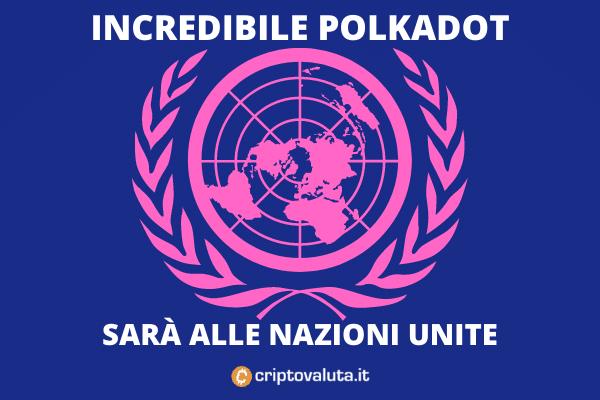 Polkadot Progetto per nazioni unite - analisi di Criptovaluta.it