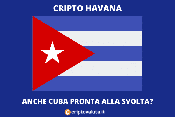 Criptovalute a Cuba: in arrivo nuove leggi - di Criptovaluta.it