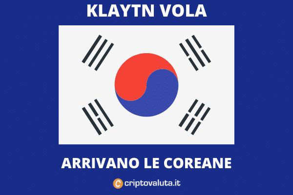Klaytn vola: tra valuta digitale della banca centrale e BTC