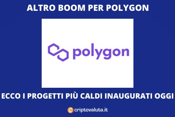 Performance Polygon Matic sul breve - l'analisi di Criptovaluta.it