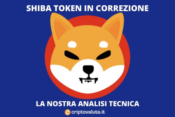 Analisi breve periodo Shiba Token - di Criptovaluta.it