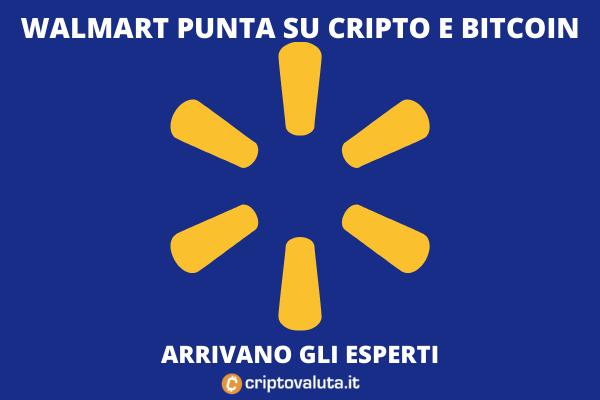 Bitcoin walmart - cosa c'è di vero