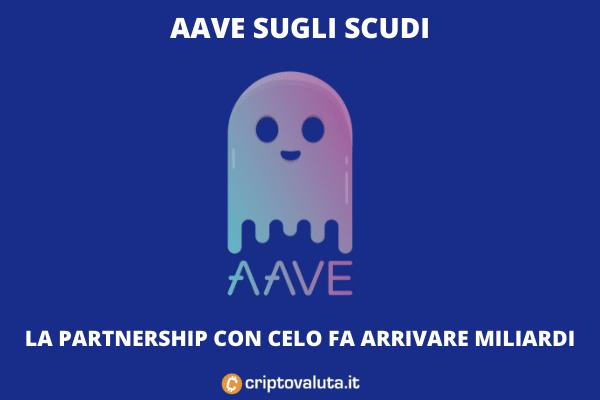 Boom di AAVE - l'analisi completa di Criptovaluta.it