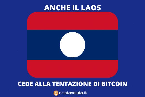 LAOS apre a Bitcoin - l'analisi di Criptovaluta.it