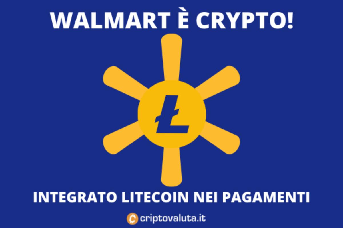 bitcoin finta commercio