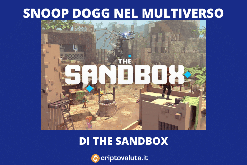The Sandbox con Snoop Dogg