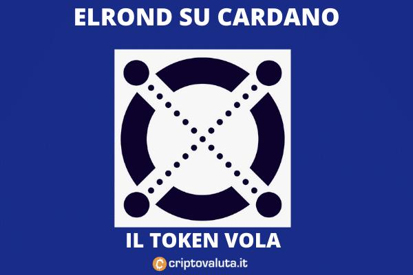 Elrond arriva su Cardano - analisi di Criptovaluta.it