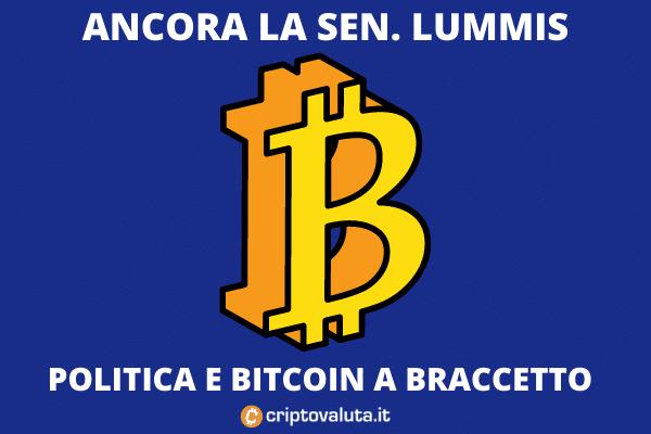 Bitcoin Lummis - di Criptovaluta.it