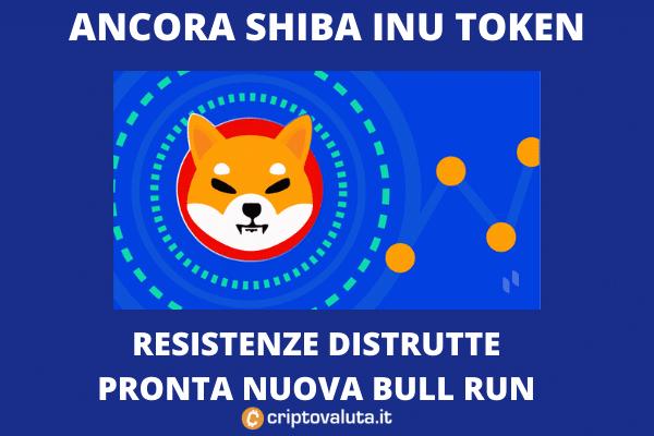 Shiba Inu vola sui mercati - ecco perchè - di Criptovaluta.it